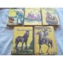Lote De 5 Libros De La Colección Robin Hood - Aventura