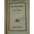 Antiguo Libro Der Boden Feher Aleman 1914