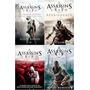 Saga De Cuatro Novelas De Assasins Creed Libros Digitales.