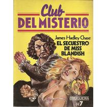 El Secuestro De Miss Blandish - James Hadley Chase - Bruguer