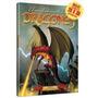 Libro El Asombroso Mundo De Los Dragones - Maxiformato Clasa