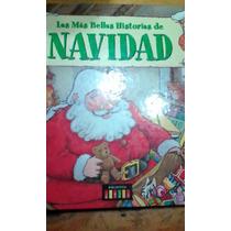 1453 Libro Las Mas Bellas Historias De Navidad Genios 2000