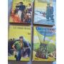 Lote De 4 Libros De Julio Verne - Colección Robin Hood
