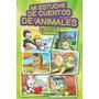 Mi Estuche De Cuentos De Animales Ed Panamericana 6 Libritos
