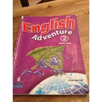 Libros English Adventure 2 Puppils Book Pearson