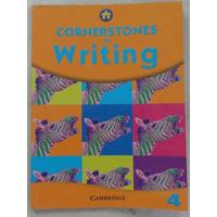 Libro Cornerstones For Writing 4, Ed. Cambridge (ingles)