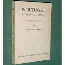 Libro Portugal A Terra E O Homem Antología Vitorino Nemésio