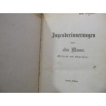 Libreriaweb Fugenderinnerungen Eines Alten Mannes De 1870