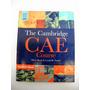 The Cambridge Cae Course Students Book Spratt Taylor