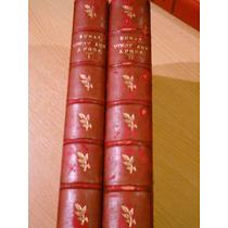 Libro Antiguo Frances Vingt Ans Apres Completo Dumas 1898