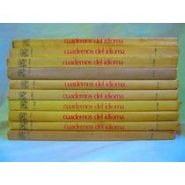 Cuadernos Del Idioma 10 Tomos Del 1 Al 11 Excepto El 8 Codex