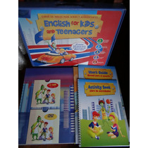Libro. Curso De Inglés English For Kids And Teenagers