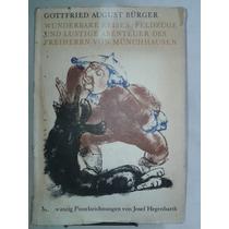 Wunderbare Reisen - Gottfried August Bürger En Alemán