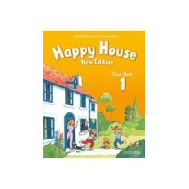 Happy House 1 New Edition.st´s Book+activity Book+multirom