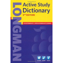 Longman Active Study Dictionary - With Cd-rom