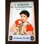 Libro Antiguo Agatha Chirstie A Murder Is Announced 1953 Uk