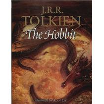 The Hobbit - J .r. R. Tolkien - Illustrated By Alan Lee