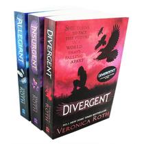 Divergent Box Set (los 3 Libros En Ingles)