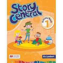 Story Central 1 - Activity Book - Ed. Macmillan