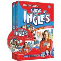 Curso De Inglés ¡sin Maestros! 2 Tms Cd - Envio Gratis Pais