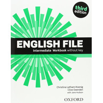 English File - Intermediate Workbook Without Key Oxford