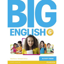 Big English 6 - Activity Book - Ed. Pearson