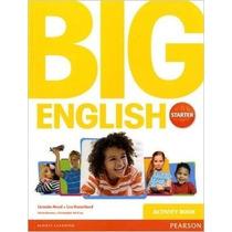 Big English Starter - Activity Book - Ed. Pearson