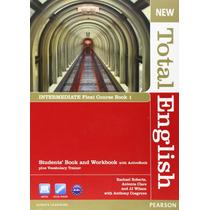 New Total English Intermediate Flexi Course Book 1 - Pearson