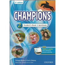 Champions 2 - 2nd Edition - Ed. Oxford