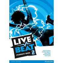 Live Beat 2 - Students Book - Pearson