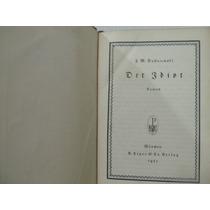 Libreriaweb Der Idiot De Dostoieski De 1922