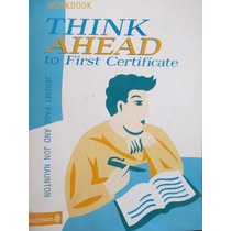 Libreriaweb Think Ahead To First Certificate Workbook Longma