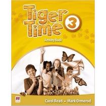 Tiger Time 3 - Activity Book - Ed. Macmillan