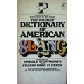 The Pocket Dictionary Of American Slang (libro En Inglés)
