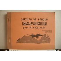 Cartilla De Lengua Mapuche Para Principiantes Misión Ñorquín