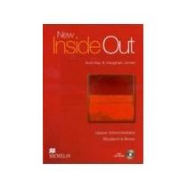 New Inside Out Upper Intermediate.student´s Book+workbook