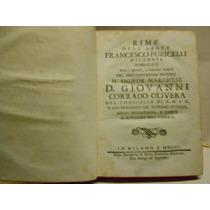 Rime Dell Abate Francesco Puricelli