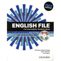 English File (3/ed.) Pre-intermediate - Student