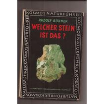 Libro En Idioma Aleman De Minerales Rudolf Borner
