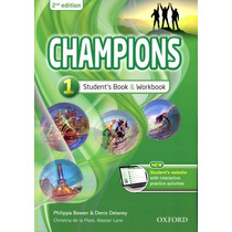Champions 1 - Oxford 2nd Edition