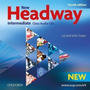 New Headway Intermediate 4th Edition Class Audio Cd