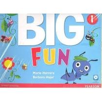 Big Fun 1 Book With/cd-rom Pearson
