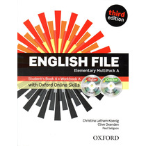 English File: Elementary: Multipack A - Third Edition
