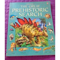 The Great Prehistoric Search - Usborne