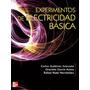 Experimentos De Electricidad Básica. Aranzeta. Libro Digital