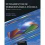 Moran Shapiro Termodinàmica Tècnica Fundamentos De En Cuotas