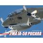 Fma Ia-58 Pucará ¿ Serie Fuerza Aérea Nº18 - Padín