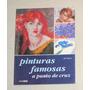 M24 Libro Pinturas Famosas A Punto Cruz Con Molde Fotos
