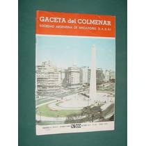 Revista Gaceta Del Colmenar 402 -10/73- Apicultura Abejas