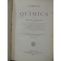 Libreriaweb Elementos De Quimica - Tebaldo J. Ricaldoni